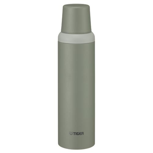 TIGER Vacuum Stainless Bottle MSI-A080AS 800 ml. Gray