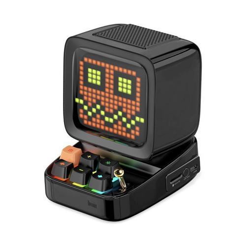 Divoom Ditoo Plus Bluetooth Speaker - Black