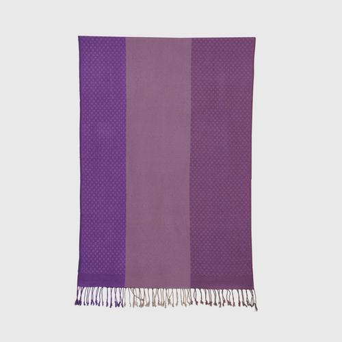 Suntree : Shawl, Purple