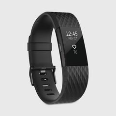 FITBIT Alta Hr™ Heart Rate + Fitness Wristband 大型- 灰色