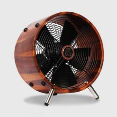 "VENZ ""Wooden Fan In Style"" 12 Inch - Chamchuri"