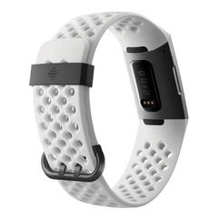 FITBIT Charge 3™  NFC SE Graphite/White Silicone