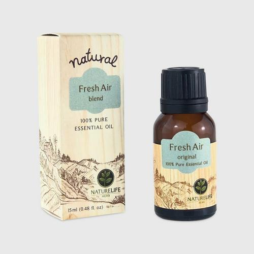 Nature Life Herb / BLEND ESSENTIAL OIL FRESH AIR / 15 ml.