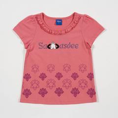 Disney Girl T-Shirt Mickey-Sawasdee Pink-S
