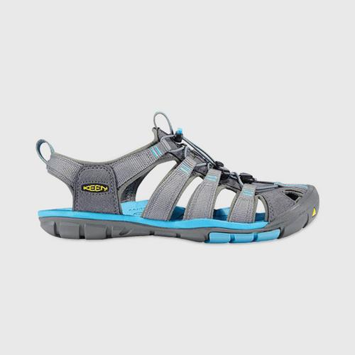 KEEN 1008772 W-CLEARWATER CNX (GARGOYLE/NORSE BLUE) #6