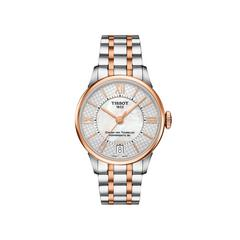 TISSOT Chemin Swiss Edit Lady Bi-Color 30mm (Silver Dial) (Silver Dial)
