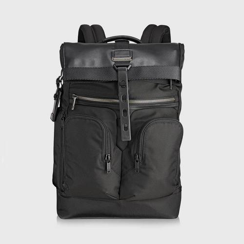 途明 (TUMI) LONDON ROLL-TOP BACKPACK