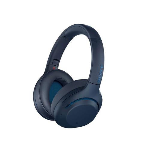 SONY WH-XB900N Wireless Noise Cancelling Headphones -Blue