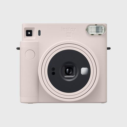 FUJIFILM Instax SQ1 Instant Camera - Chalk White