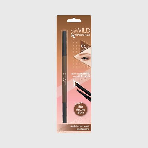 BEWILD XS Slimbrow Pencil #01 Toffee Nut 0.07 G.
