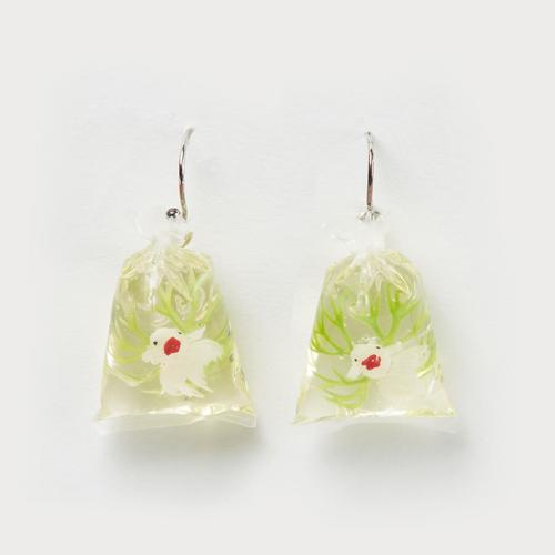 SANFAN  OTOP Miniature Earrings EF 003