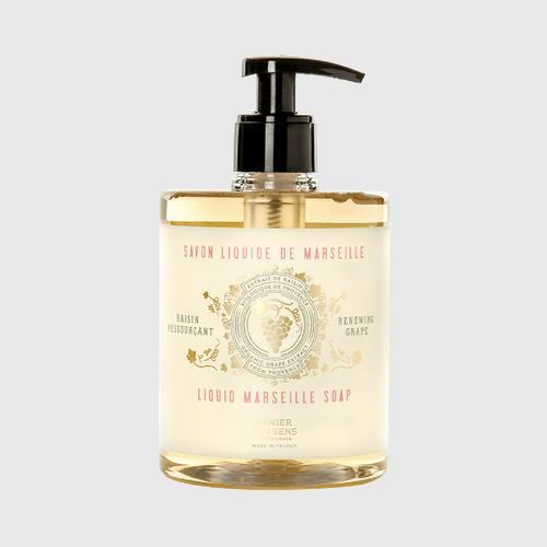 PANIER DES SENS Renewing Grape Liquid Marseille Soap