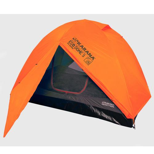KARANA Eco Dome Cool - 3 ORANGE