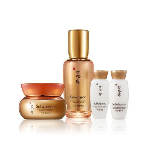 SULWHASOO Concentrated Ginseng Anti-Aging Trial Kit