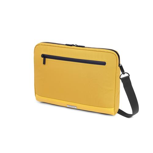 "MOLESKINE Metro Horizontal Device Bag 13"" - Orange Yellow"
