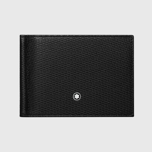 MONTBLANC Meisterstück Selection UNICEF Wallet 6cc with Money Clip Small