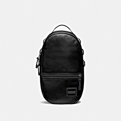 COACH Pacer Backpack - JI/Black