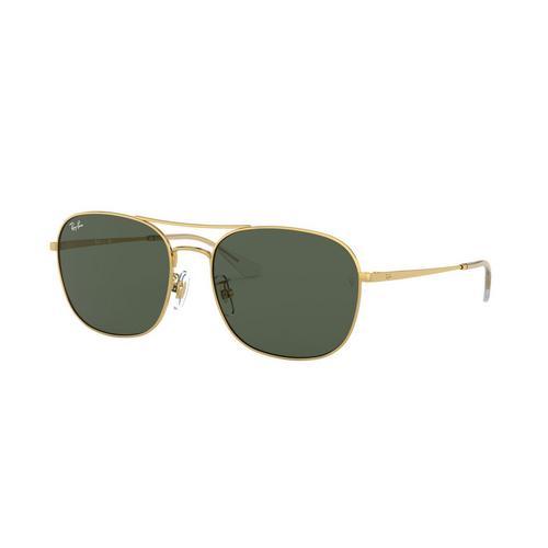 RAYBAN RB3613 Green Sunglasses