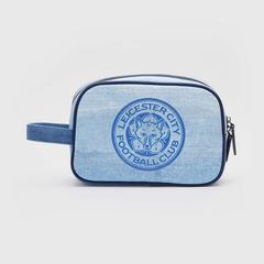 Leicester City Football Club Indigo Toiletry Bag