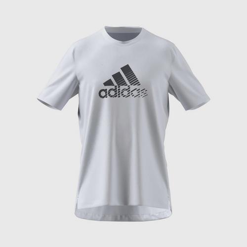 ADIDAS M AT T1 T-Shirt - White - S UK