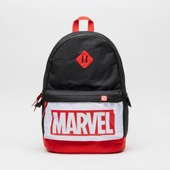 "MARVEL Marvel Backpack 16"" -Red"