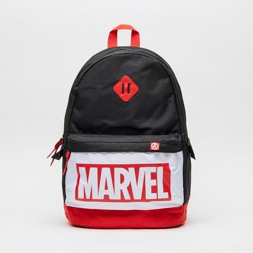 "MARVEL Marvel Backpack 16"" -Red"