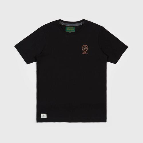 SANTA BARBARA T Shirt - BLACK - Size  S