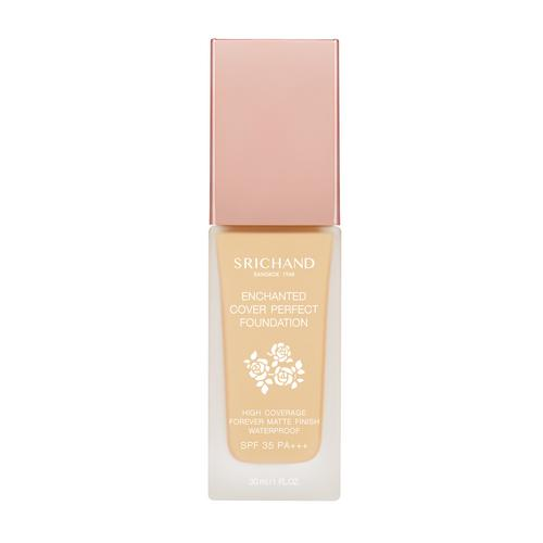 Srichand Enchanted Cover Perfect Foundation 110 30ML