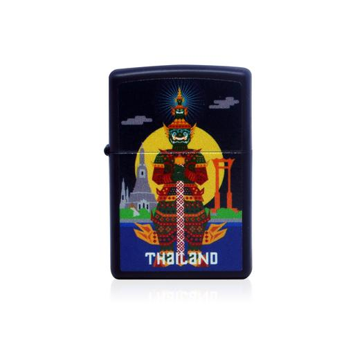 ZIPPO Exclusive Collectible Lighter GUARDIAN COLLECTION Yak Guardian at Wat Arun(CZ/MU/FM/9C 航班不可购买)