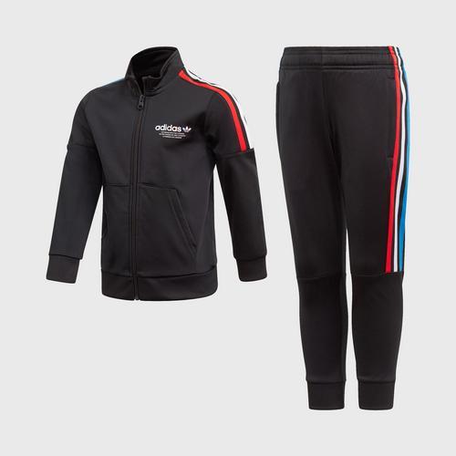 Adidas TRACKSUIT - BLACK SIZE 104 CM UK