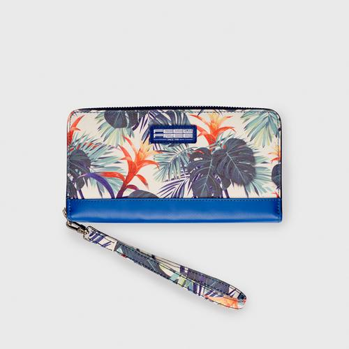 FEELFREE GEAR WATERPROOF WALLET TROPICAL (Botanic Green)