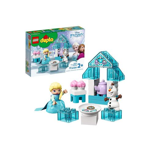 LEGO Elsa and Olaf Tea Party