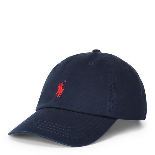 棉质卡其棒球帽