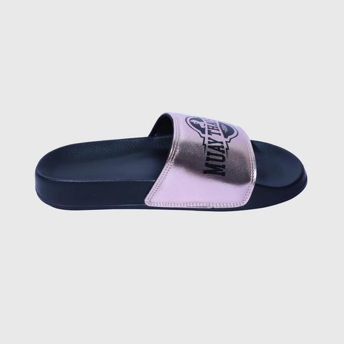 Muay Thai Street Shoes Comfort Slides Pink Size 38