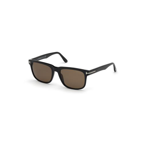 TOM FORD Polarized 58mm Plastic Brown