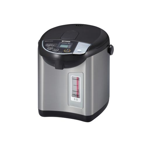 TIGER Electric Digital Kettle 3.0 L.- Stainless