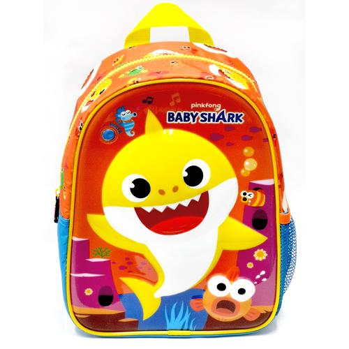 Baby Shark Musical Backpack 11""