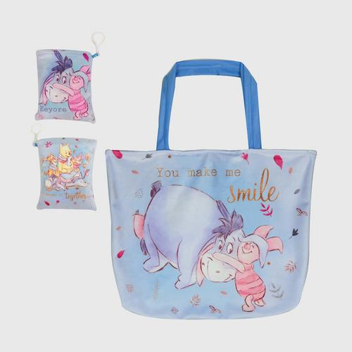 DISNEY Folding Bag Eeyore Feeling