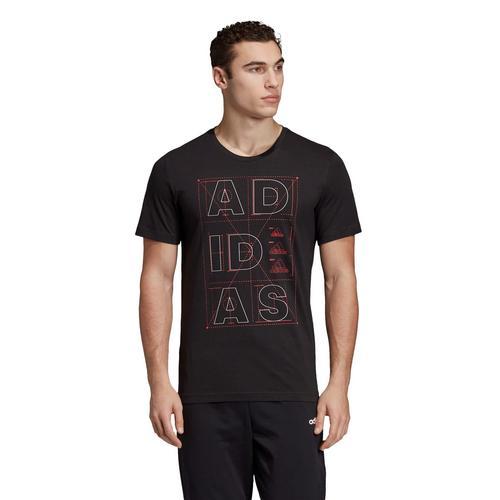 ADIDAS ID LINEAGE TEE - SIZE XS