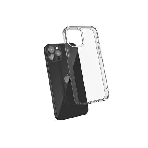 "JTLEGEND Casing for iPhone 12/12 Pro (6.1"") Hybrid Cushion DX Case - Crystal"