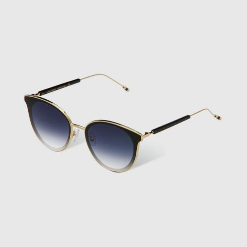 VEDI VERO VE904/BLKG Gradient Smoke Sunglasses