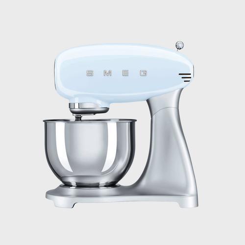 SMEG Stand mixer 50's Retro style Aesthetic SMF01PBEU - Pastel Blue
