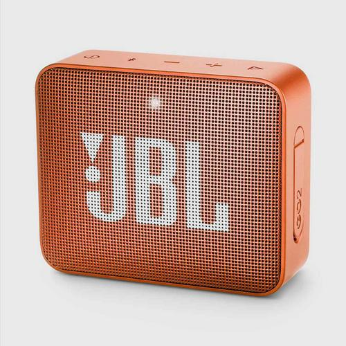 JBL GO 2 Portable Bluetooth Speaker (Ornage)