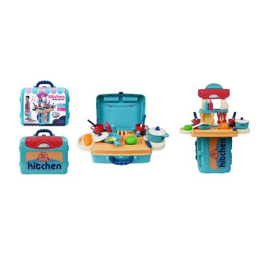 BB TOY   3 in 1 mechanic kit bag with accessories.