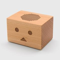 Cheero Danboard Wireless Speaker - Natural Wood