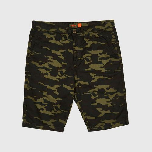 MOTTOM JOGGER SHORTS ARMYCAMO SIZE S (PACK1)
