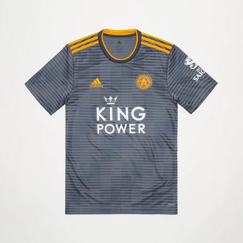Leicester City Football Club Replica Away Shirt 2018 - 2019 Size S