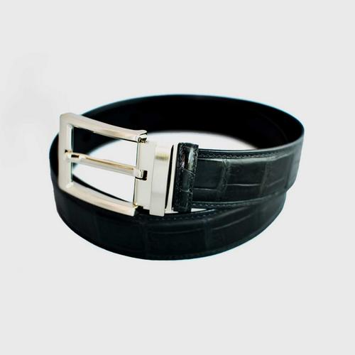 JK Belt with Black Belly Skin