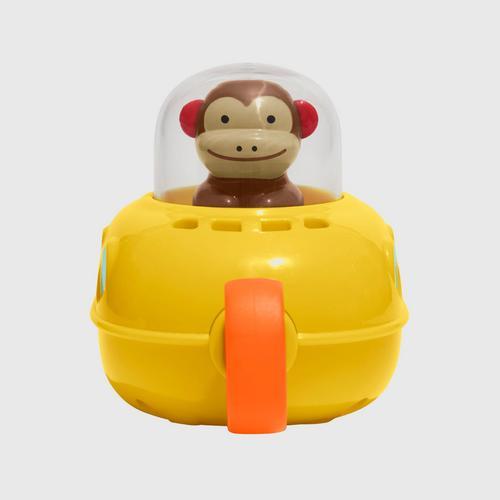 SKIP HOP Zoo Pull&Go Submarine Monkey