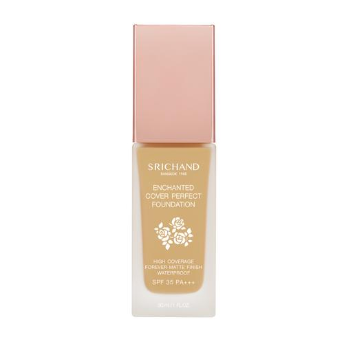 Srichand Enchanted Cover Perfect Foundation 140 30ML